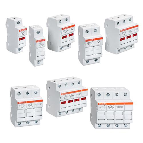 Finger Safe Fuse Holders UL - Mersen - Powerfuse.com