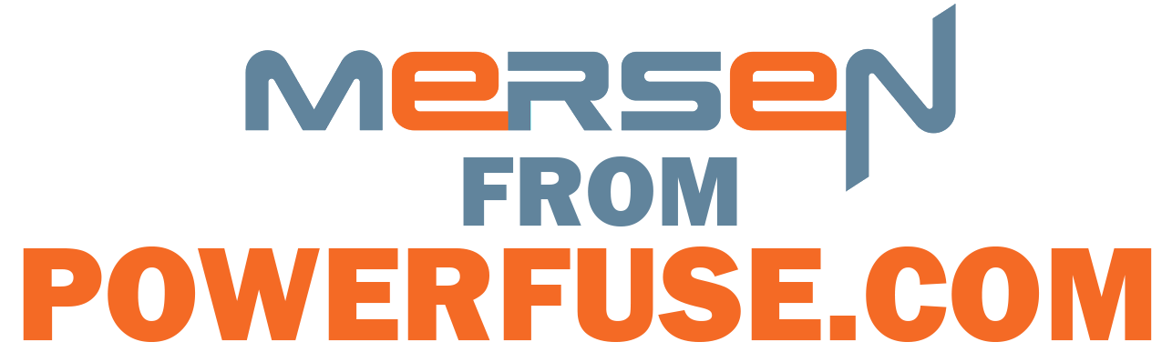 Fusibles Mersen - Powerfuse.com - Logo